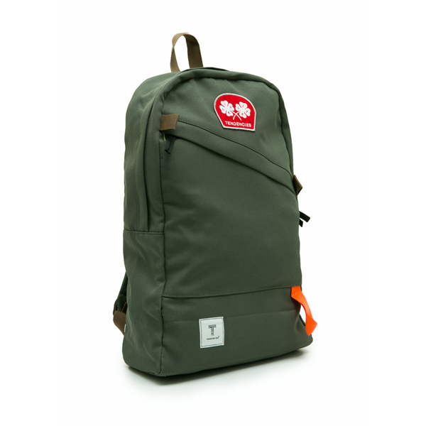 Backpack Boyscout Green 5
