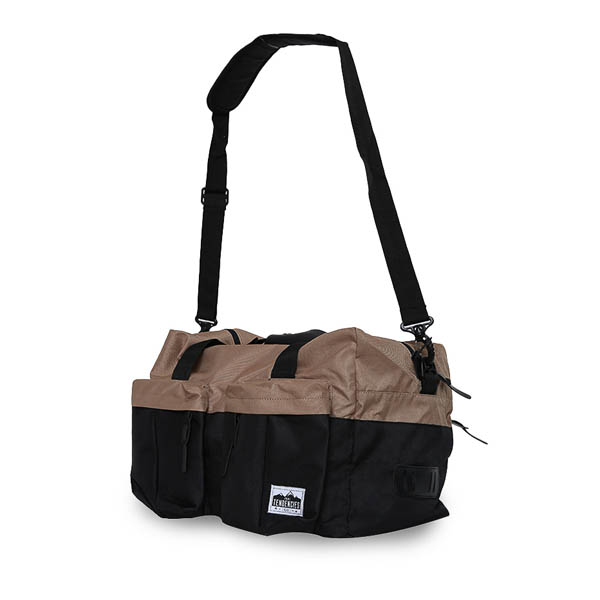 Duffle Bag Gym Bag Black 5