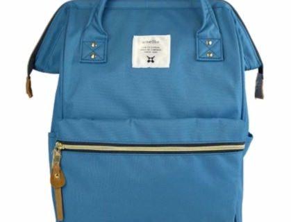 Backpack Biru Tepat untuk Outdoor