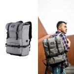 Rucksack Backpack dan Strategi Penyusunan Barang Bawaan