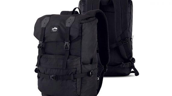 Selain Jakarta, Tas Backpack Sollu Tsavo Black Kirim Ke Lahat Sumsel