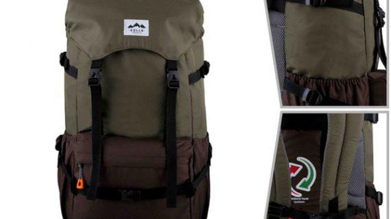 Carrier Bag Berbeda Dengan Daypack