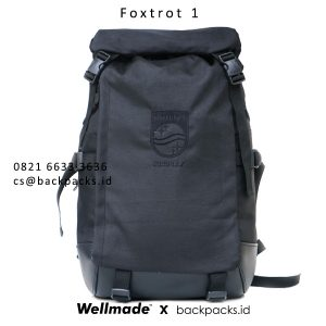 backpack custom design bahan cordura PT Philips Indonesia a