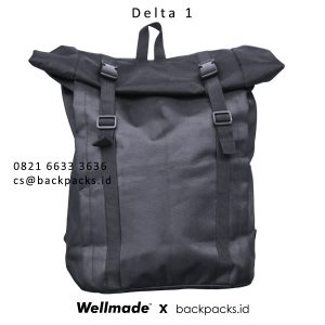 backpack custom logo a