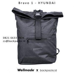 custom tas ransel jakarta Hiunday bahan cordura a