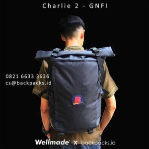 Backpacks model bebas sesuai selera
