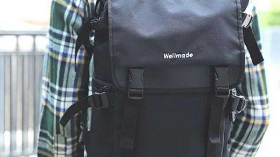 contoh backpack sierra custom