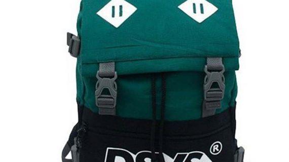 contoh tas backpack DSVS colorado green black