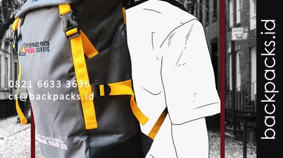 tas backpack custom model bebas klien pt intraco penta prima servis QB5477P