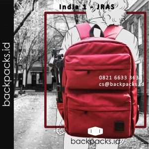 tas backpack kamera bahan cordura