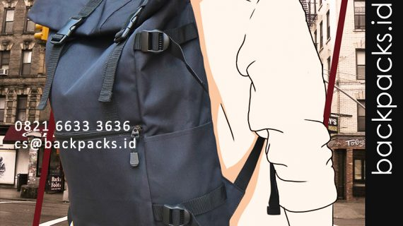 backpack custom material waterproof wellmade