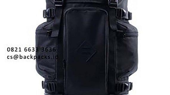 Jual Backpack Custom Kirim Ke Kawasan Industri KIIC  Karawang