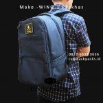 Contoh Backpack Custom Klien Di Komplek Dirgantara Halim Perdana Kusuma Jakarta Timur