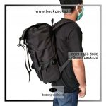 Jual Tas Ransel Custom Murah Desain Sablon BSD Green Office Park Cisauk Tangerang