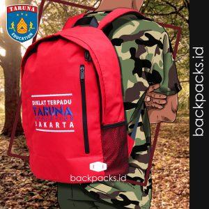 Custom Tas Backpack Anti Air