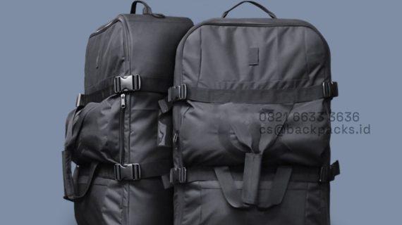 Tas Ransel Custom 3 In 1 Desain Bordir Kompleks Bestari Sawangan Kota Depok